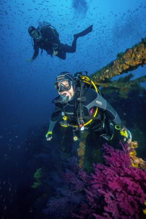 Exploration sous-marine